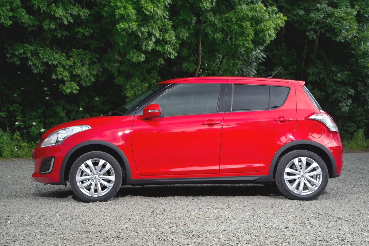 suzuki swift facelift 4x4 photo gallery car gallery